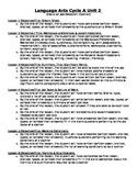 Job Research Unit Plan - Cashier