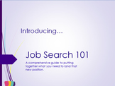 Job Search 101
