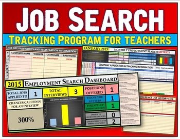 JOB SEARCHING AND TRACKING DATABASE