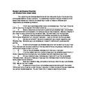 Job Shadow--PDF Format