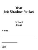 Job Shadow Packet