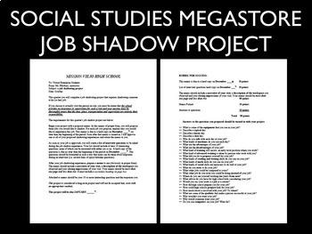 Job Shadow Project
