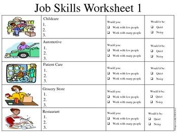 Job Skills Assessments
