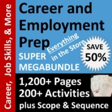 Job Skills, Career Exploration, and More Super Megabundle