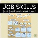 Job Skills Fast Food Restaurant Unit