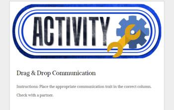 Job Skills Unit 2 Communication