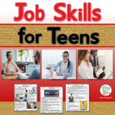 Job Skills and Employment Readiness For Teens {Real Photos}