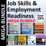 Job Skills and Employment Readiness MEGABUNDLE - Save 22%