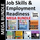 Job Skills and Employment Readiness MEGABUNDLE - Save 22%