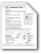 Job Wanted: A Chef