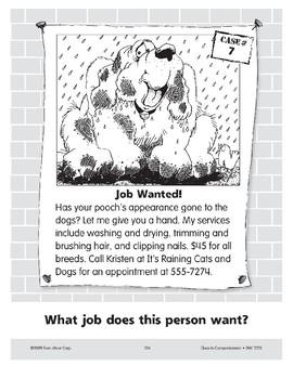 Job Wanted: A Dog Groomer
