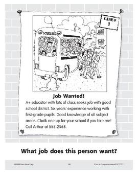 Job Wanted: A Teacher