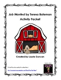 Job Wanted Activity Pack