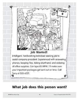 Job Wanted: Administrative Assistant