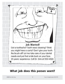 Job Wanted: Dentist