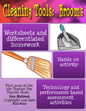 Job and Life Skills Lessons:  Brooms Unit