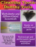 Job and Life Skills Lessons: Dusting Tools Unit