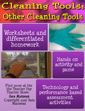 Job and Life Skills Lessons: Other Cleaning Tools Unit