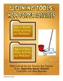 Job and Life Skills: Mop File Folder Activities