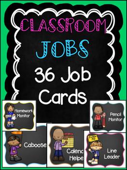 Job cards
