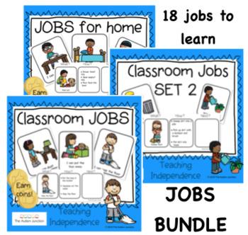 Jobs BUNDLE printable