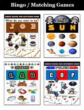 Jobs Bundle / Activity Sets