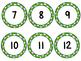 Jobs Chart -Green Polka Dot & Numbers 1-30