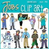 Jobs Creative Clip Art Set #1