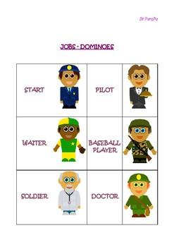 Jobs Dominoes