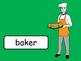 Jobs ESL Vocab Presentation, Games, Worksheets and Reader