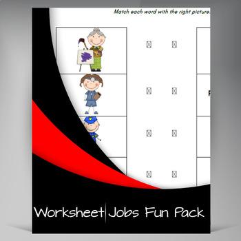 Jobs Fun Pack