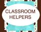 Jobs/ Helpers Aqua Dots