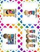 Jobs In The Classroom (18 jobs) -Colorful Rainbow  Theme - Clip Chart Ready