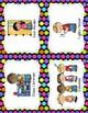 Jobs In The Classroom - Colorful Polka Dot Theme Decor - C