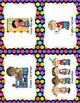 Jobs In The Classroom - Colorful Polka Dot Theme Decor - C