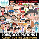 Jobs/Occupations 1 Clipart (Lime and Kiwi Designs)