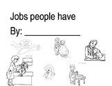 Jobs People Have booklet