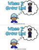 Jobs Vocabulary Activities for Beginning ELLs