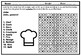 Jobs, Word Search Puzzle Worksheets, Career Counselling Vocabulary, No Prep