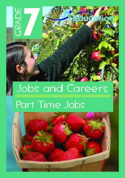 Jobs and Careers - Part Time Jobs - Grade 7