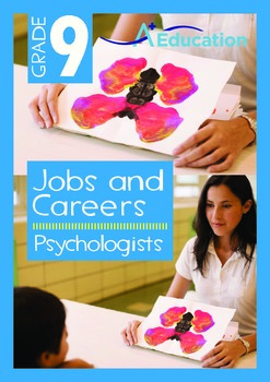 Jobs and Careers - Psychologists - Grade 9