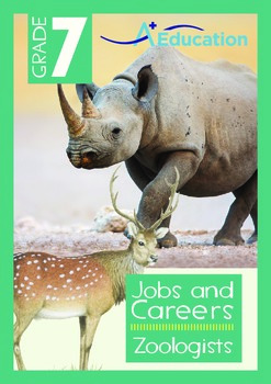 Jobs and Careers - Zoologists - Grade 7