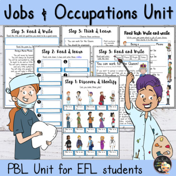 Jobs and Occupations Unit