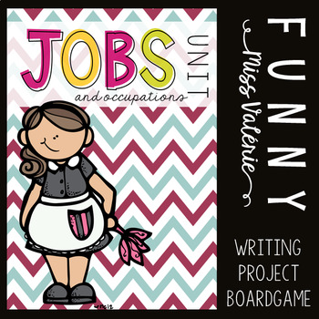Jobs and Occupations - Writing Project