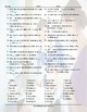 Jobs and Professions Word Spiral Spanish Worksheet