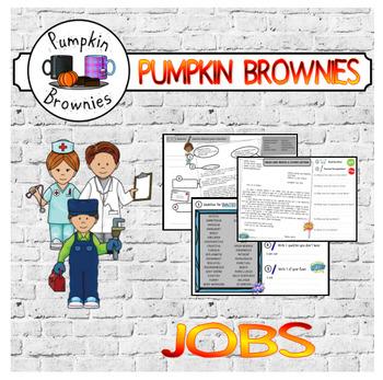 Jobs / careers/letters