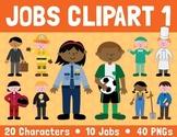 Jobs clipart 1