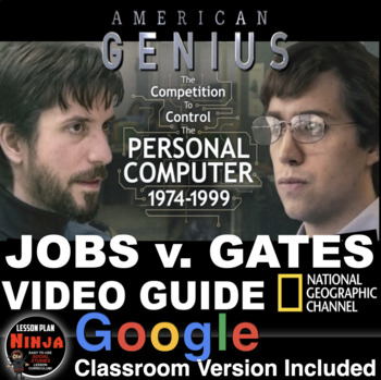Jobs v. Gates: Fight for Control of the PC Video Guide - Video WebLink Included