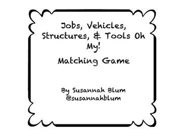 Community - Jobs, vehicles, structures, and tools Oh My!