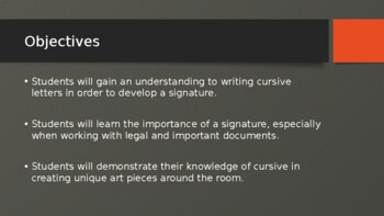 Jobsite Readiness - Cursive Writing and Signatures